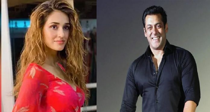 Disha patani and sanman Khan