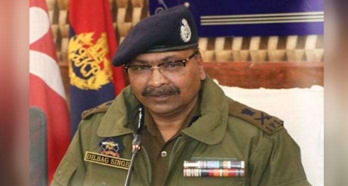 Terrorist Killed in Kashmir
