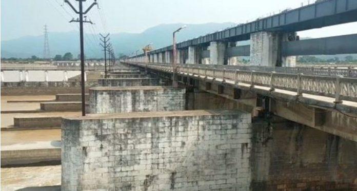 Gandalak Barrages