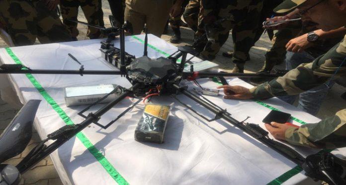 Pakistani Spy Drone