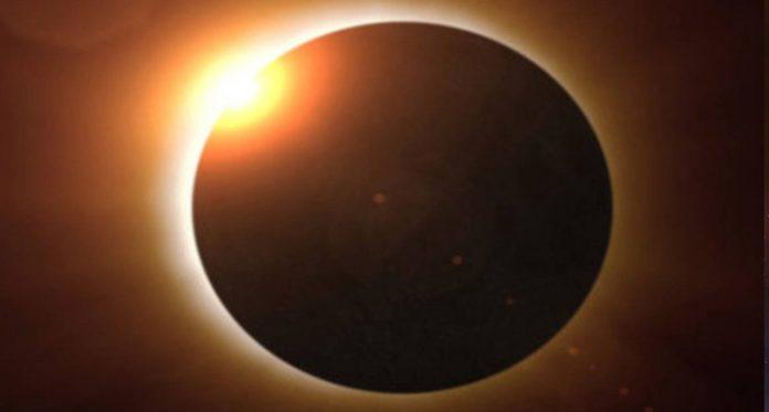 Solar Eclipse 2020: