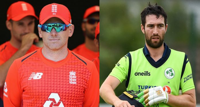 Eng vs Ire Series