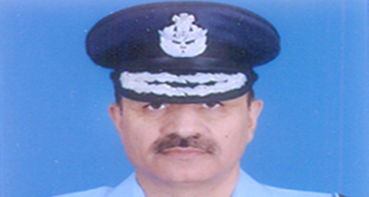 Air Commodore Hilal Ahmed Rather