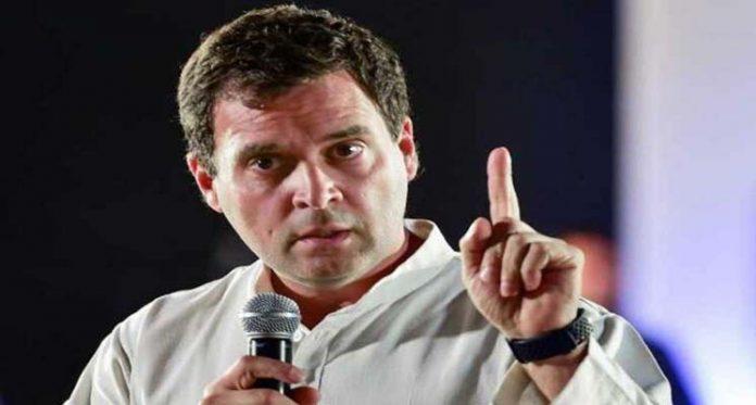 Rahul on PM Modi