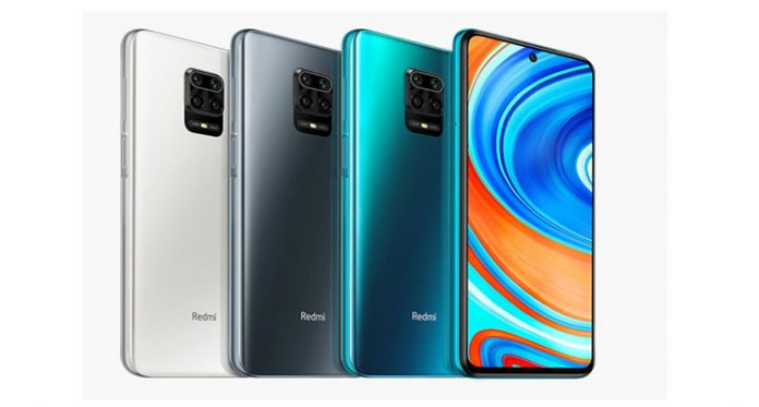 Redmi Note9 Launched