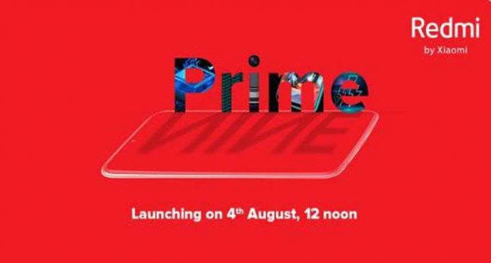 Redmi Prime Launch