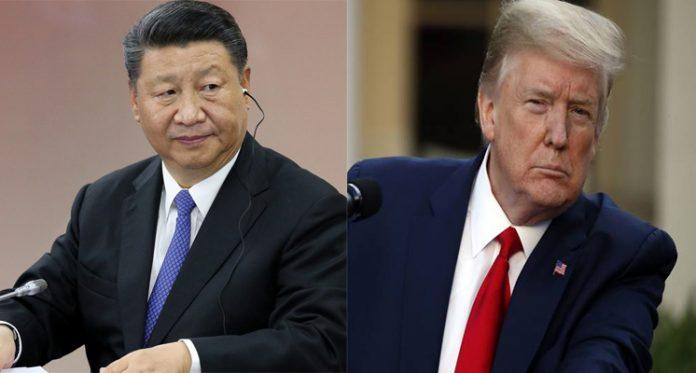 America-China Tension