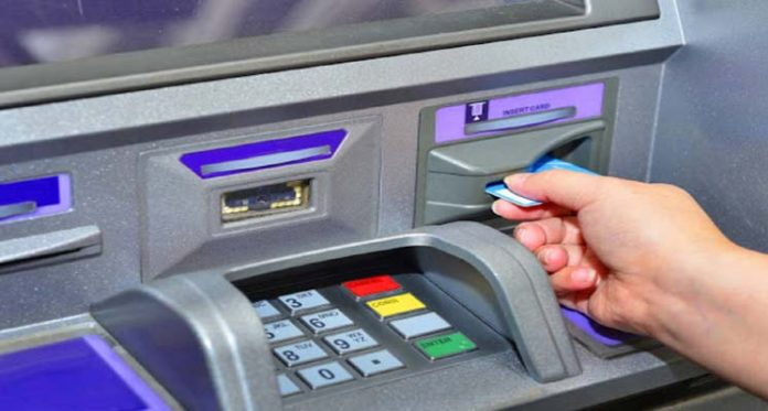 ATM Cash Withdrawal Charges