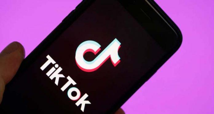 Chinese App TikTok