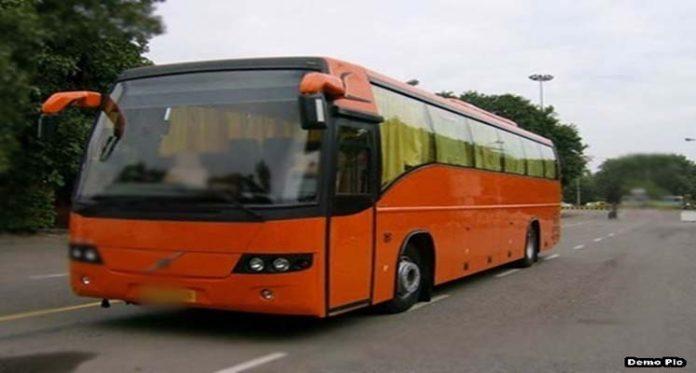 Agra Bus Hijack