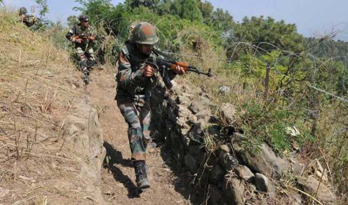 BSF Killed Pakistani Intruders