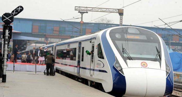 Vande Bharat Trains