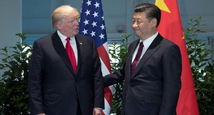 US China Tension)
