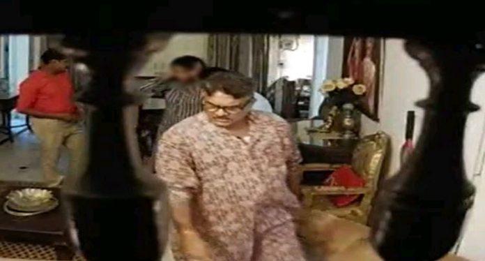 DG beaten to wife