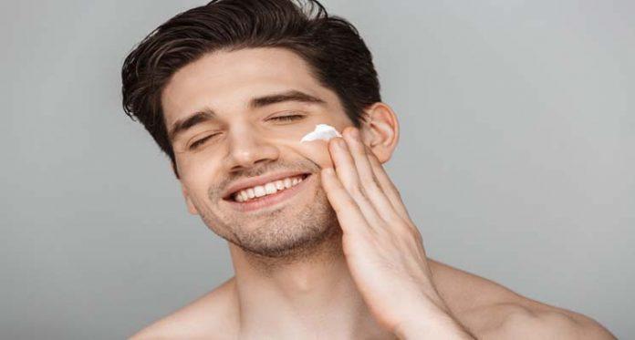 Men Skin Care Routine