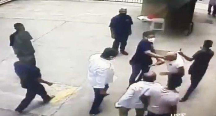 Shiv Sena Worker