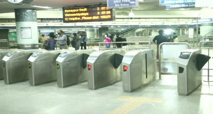 Delhi Metro Reopen