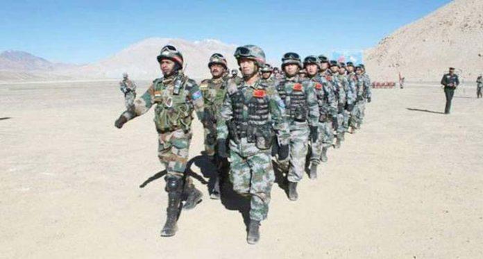 India-China Border News