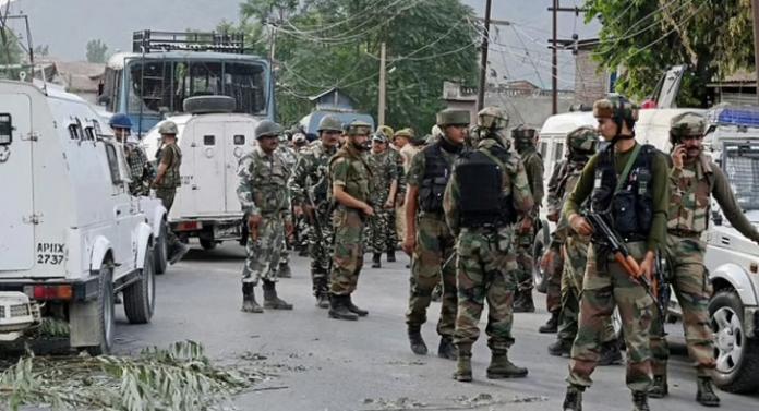 Pampore Terrorist Attack