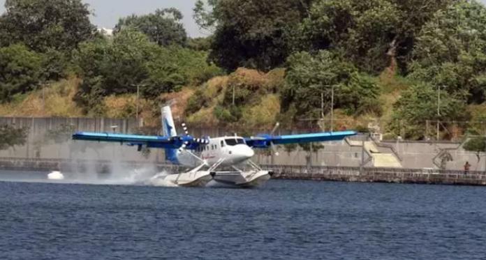 Seaplane In India