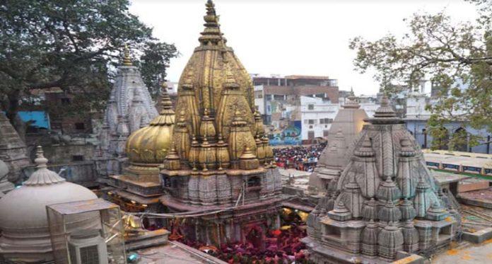 Vishwanath Temple and Gyanvapi Mosque