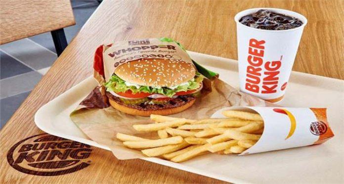 Burger King Share Price