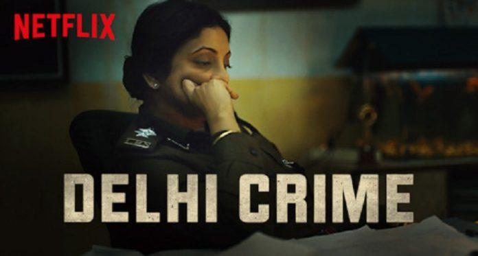 Delhi Crime Emmy Award