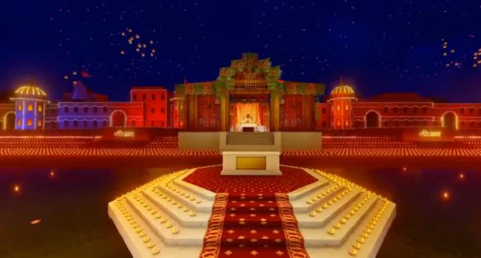 Digital Diwali in Ayodhya