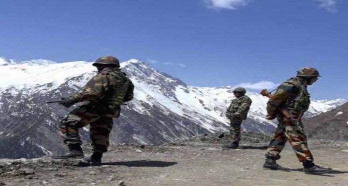 India-China Dispute