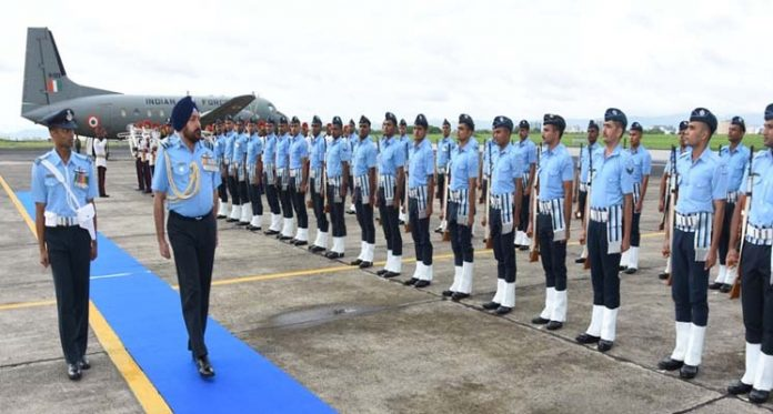 IAF AFCAT Recruitment 2021