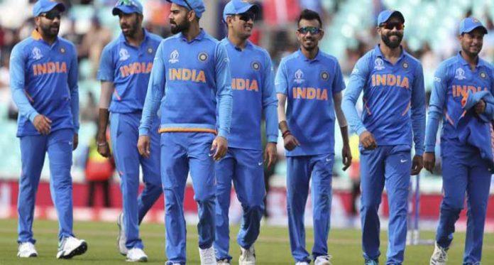 Team India Kit Sponsor