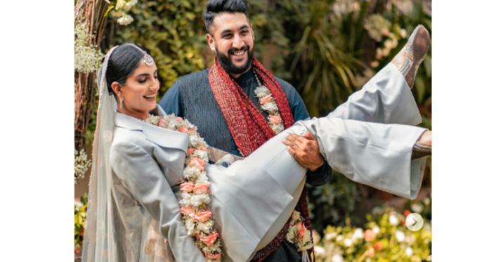 Pantsuit Bride