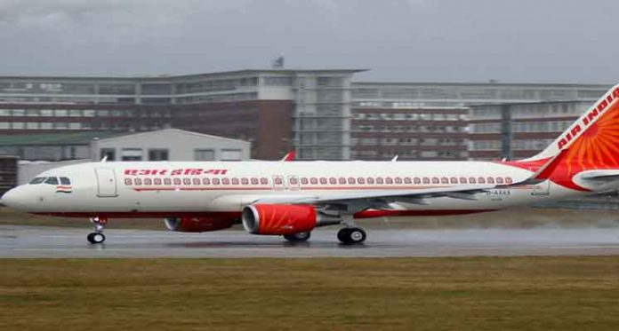 Air India Flight Booking Offer