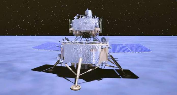 Chang'e 5 Spacecraft