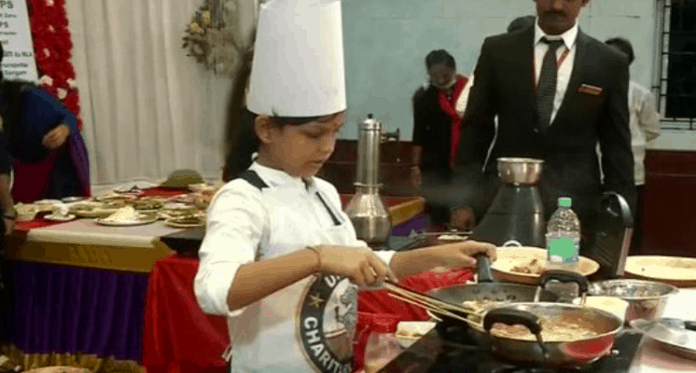 Cooking World Record