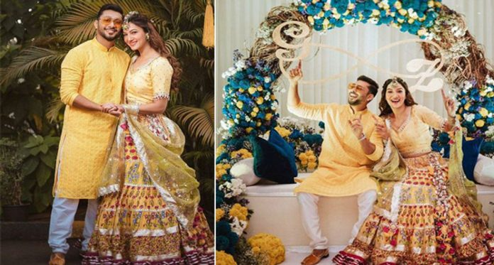 Gauhar Khan and Zaid Darbar Wedding