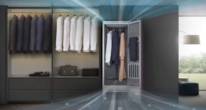 Samsung Launches Air Dresser
