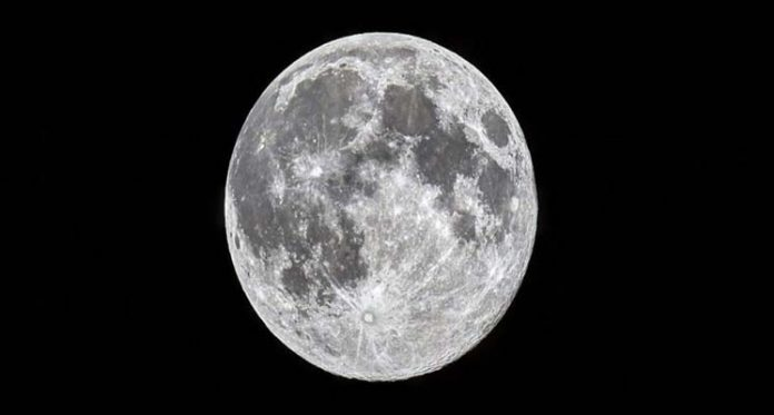 Cold Moon 2020