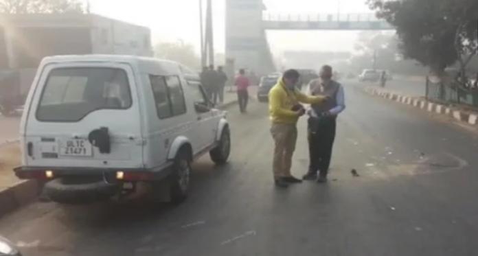 Terrorists Arrested In Delhi